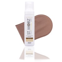 St. Moriz Mousse Medium 200 ml & Horn-Applikator